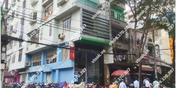 Cao ốc văn phòng cho thuê Trần Quý Building 57 Lê Thị Hồng Gấm Quận 1 - vlook.vn