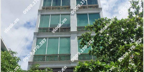 Cao ốc cho thuê văn phòng Tuấn Minh 1 Building Lê Thị Riêng, Quận 1, TP.HCM - vlook.vn