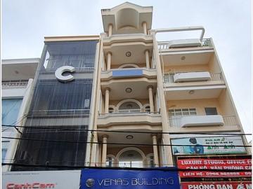 Cao ốc cho thuê văn phòng Venas Building, Nguyễn Văn Thủ, Quận 1 - vlook.vn