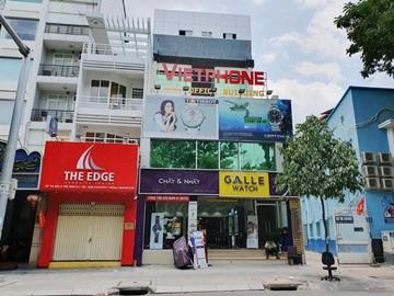 Cao ốc cho thuê văn phòng Vietphone Building, Võ Thị Sáu, Quận 1 - vlook.vn