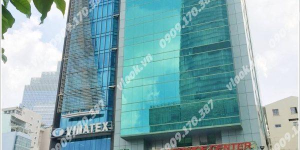 Cao ốc cho thuê văn phòng tòa nhà Vinatex Building, Nguyễn Huệ, Quận 1, TP.HCM - vlook.vn