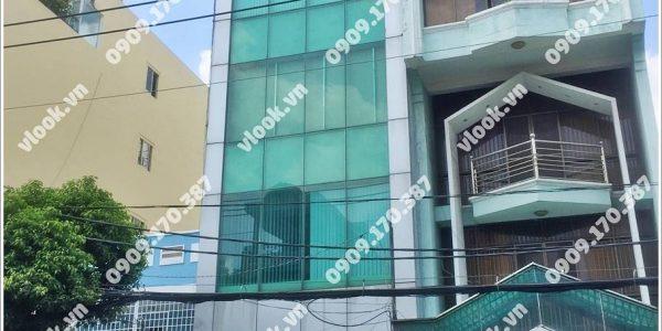 Cao ốc cho thuê văn phòng 151 Đào Duy Anh Building Quận Phú Nhuận - vlook.vn