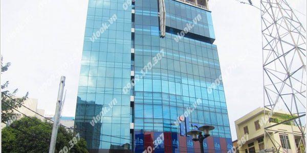 Cao ốc cho thuê văn phòng Hà Phan Building Phan Xích Long Phường 2 Quận Phú Nhuận TP.HCM - vlook.vn