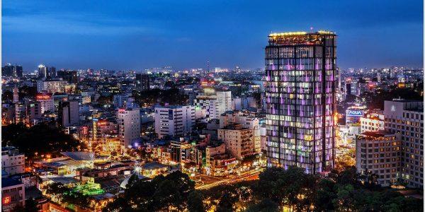 Toà cao ốc văn phòng cho thuê AB Tower (A&B Tower) 76A Lê Lai, Phường Bến Thành, Quận 1, TP.HCM