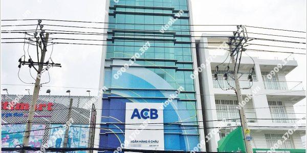 Cao ốc cho thuê văn phòng ACB Bank Building Huỳnh Tấn Phát Quận 7 TP.HCM - vlook.vn
