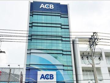 Cao ốc cho thuê văn phòng ACB Building, Huỳnh Tấn Phát Quận 7, TPHCM - vlook.vn
