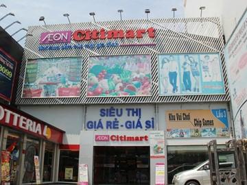 Cao ốc cho thuê văn phòng Aeon Citimart, Huỳnh Tấn Phát Quận 7, TPHCM - vlook.vn