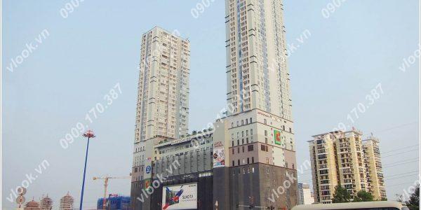Cao ốc văn phòng cho thuê Cantavil Premier, Xa lộ Hà Nội, Quận 2, TP.HCM