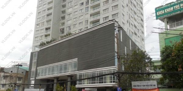 Cao ốc SATRA EXIMLAND PLAZA - Văn phòng cho thuê quận Phú Nhuận - VLOOK.VN