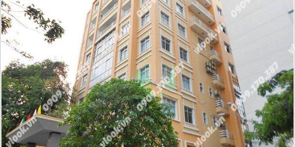 Cao ốc văn phòng cho thuê Cmard 2 Building Đinh Tiên Hoàng Quận 1 - vlook.vn