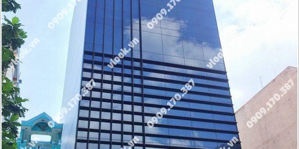 Cao ốc cho thuê văn phòng Gia Thy Building Đào Duy Anh Quận Phú Nhuận - vlook.vn