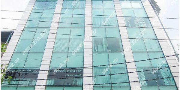 Cao ốc văn phòng cho thuê GIC Building II Đường D2 Phường 25 Quận Bình Thạnh TP.HCM - vlook.vn