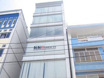 Cao ốc văn phòng cho thuê GIC Building Nguyễn Cửu Vân, Quận Bình Thạnh, TP.HCM - vlook.vn