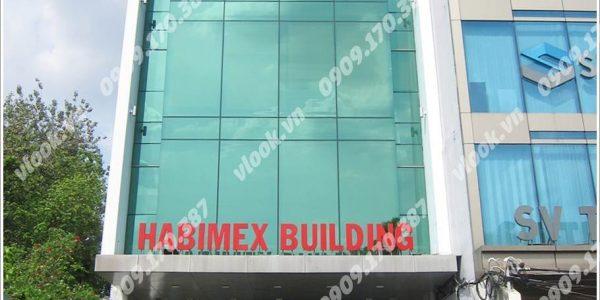 Cao ốc cho thuê văn phòng Habimex Building Phan Thúc Duyện Phường 4 Quận Tân Bình TP.HCM - vlook.vn