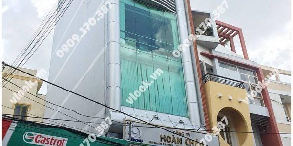 Cao ốc văn phòng cho thuê Hoàn Châu Building Hồ Bá Kiện, Quận 10 - vlook.vn