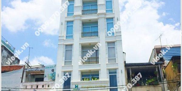 Cao ốc văn phòng cho thuê Hùng Hậu Building Điện Biên Phủ, Phường 10, Quận 10