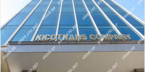 Cao ốc cho thuê văn phòng Kicotrans 2 Building, Sông Thao, Phường 2, Quận Tân Bình, TP.HCM - vlook.vn