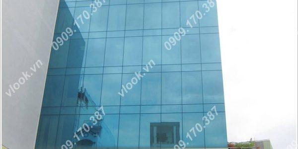 Cao ốc cho thuê văn phòng Kicotrans 3 Building, Bạch Đằng, Phường 2, Quận Tân Bình, TP.HCM - vlook.vn