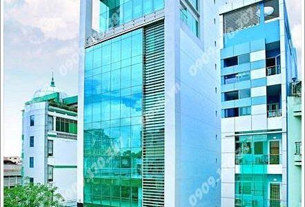 Cao ốc cho thuê văn phòng Lant Building, Hai Bà Trưng, Quận 1, TPHCM - vlook.vn