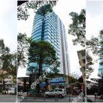 Cao ốc cho thuê văn phòng MB Sunny Tower, Trần Hưng Đạo, Quận 1, TPHCM - vlook.vn