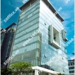 Văn phòng cho thuê Nam Long Capital Place đường Nguyễn Khắc Viện, Quận 7