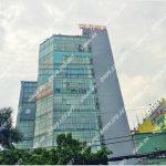 Cao ốc cho thuê văn phòng tòa nhà Phúc Tấn Nguyên Building, Nguyễn Thị Thập, Quận 7 - vlook.vn