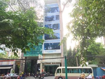 Văn phòng cho thuê Prime Building, Trần Phú, Quận 5 - vlook.vn