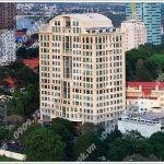 Cao ốc cho thuê văn phòng Saigon Tower Lê Duẩn Quận 1 - vlook.vn