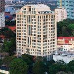 Cao ốc cho thuê văn phòng Saigon Tower, Lê Duẩn, Quận 1 - vlook.vn