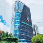 Cao ốc cho thuê văn phòng Sailing Tower, Nguyễn Thị Minh Khai, Quận 1 - vlook.vn
