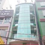Cao ốc cho thuê văn phòng Sanco Freight, Võ Văn Kiệt, Quận 1 - vlook.vn