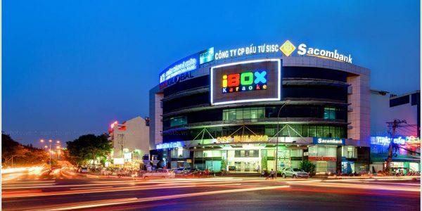 Văn phòng cho thuê SISC Building khu Trung Sơn, huyện Bình Chánh, TP.HCM - vlook.vn