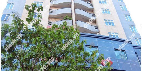 Cao ốc văn phòng cho thuê Sông Đà Tower đường Kỳ Đồng, Quận 3 - vlook.vn