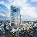 Cao ốc cho thuê văn phòng SSG Tower, Điện Biên Phủ, Quận Bình Thạnh, TPHCM - vlook.vn