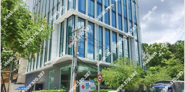 Cao ốc cho thuê văn phòng The Waterfront Saigon Building Tôn Đức Thắng Quận 1, TP.HCM - vlook.vn