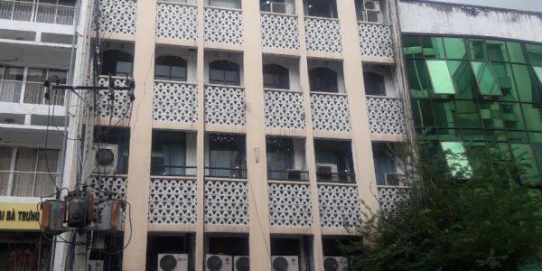 Cao ốc cho thuê văn phòng tòa nhà 71-73-75 Hai Bà Trưng, Quận 1 - vlook.vn