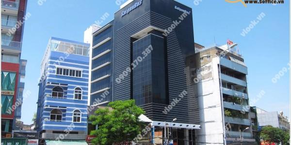 Cao ốc văn phòng cho thuê Saigonbus Building (tòa nhà Saigon Bus) đường Hải Thượng Lãn Ông, Quận 5 - vlook.vn