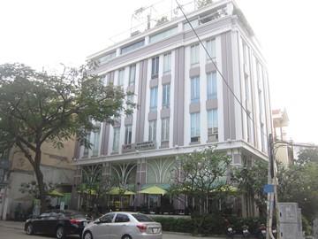 Cao ốc cho thuê văn phòng tòa nhà Trần Khánh Dư Building, Quận 1 - vlook.vn