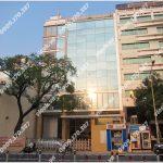 Cao ốc cho thuê văn phòng Vietinbank AMC Building Nguyễn Văn Cừ Quận 1 - vlook.vn