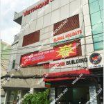 Cao ốc cho thuê văn phòng Vietphone 2 Building Phan Kế Bính Phường Đa Kao Quận 1 TP.HCM - vlook.vn