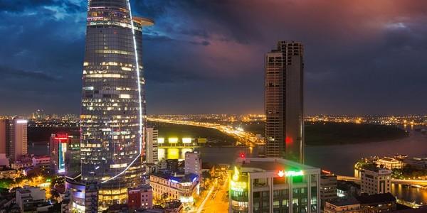 Cao ốc Bitexco Financial Tower Hải Triều - Văn phòng cho thuê quận 1 - vlook.vn
