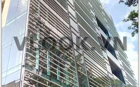 VLOOK.VN - Cao ốc văn phòng cho thuê quận 3 tòa nhà Văn hóa Nghiệp vụ Báo Sài Gòn Giải Phóng Building đường Nguyễn Thị Minh Khai