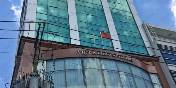 Cao ốc văn phòng cho thuê quận Phú Nhuận - tòa nhà Việt Á Châu Building đường Huỳnh Văn Bánh