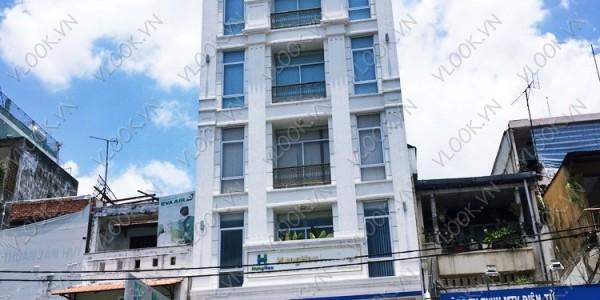 VLOOK.VN - Cho thuê văn phòng Quận 10 - Hùng Hậu Building