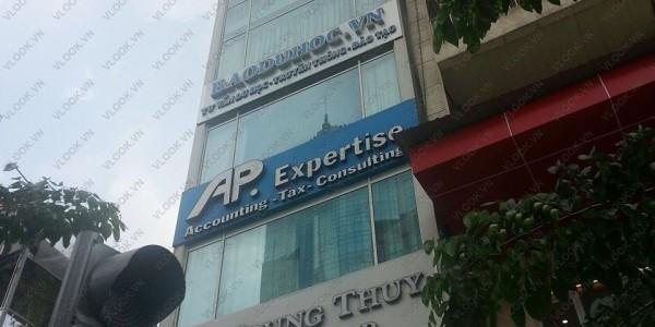 Tòa nhà TRUNG THỦY BUILDING - Cho thuê văn phòng quận 1 - VLOOK.VN