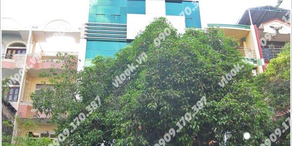 Cao ốc cho thuê văn phòng DMC 1 Building Miếu Nổi Quận Bình Thạnh - vlook.vn
