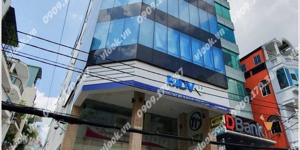Cao ốc văn phòng cho thuê TTA Building, Nguyễn Hữu Cầu, ,Quận 1 - vlook.vn