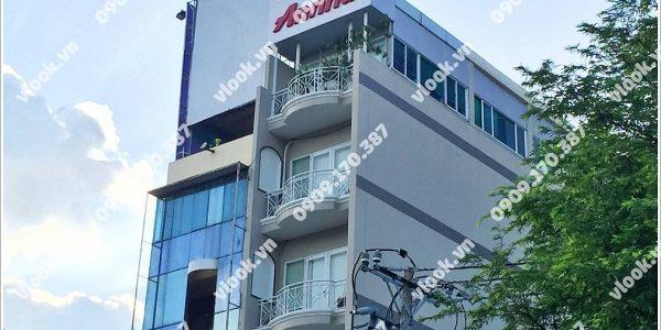 Cao ốc văn phòng cho thuê An Nhất Building NTMK, Quận 3, TP.HCM - vlook.vn