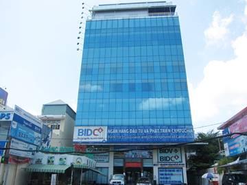 Cao ốc văn phòng cho thuê BIDC Building, Cách Mạng Tháng Tám, Quận 3, TP.HCM - vlook.vn