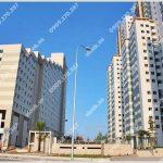 Cao ốc Belleza Building (Belleza Apartment) - văn phòng cho thuê quận 7 đường Phạm Hữu Lầu - vlook.vn